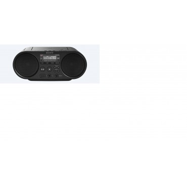 ZSPS50B RADIO CD USB NEGRO SONY
