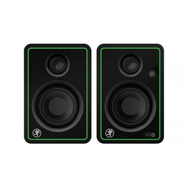 CR4X BT PAR MONITORES 4'' BLUETOOTH MACKIE