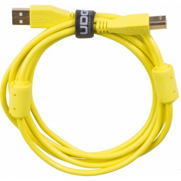 638249 CABLE USB U95001YC AMARILLO 1 MT UDG