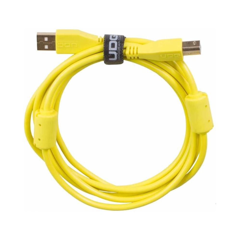 638249 CABLE USB U95001YC AMARILLO 1 MT UDG