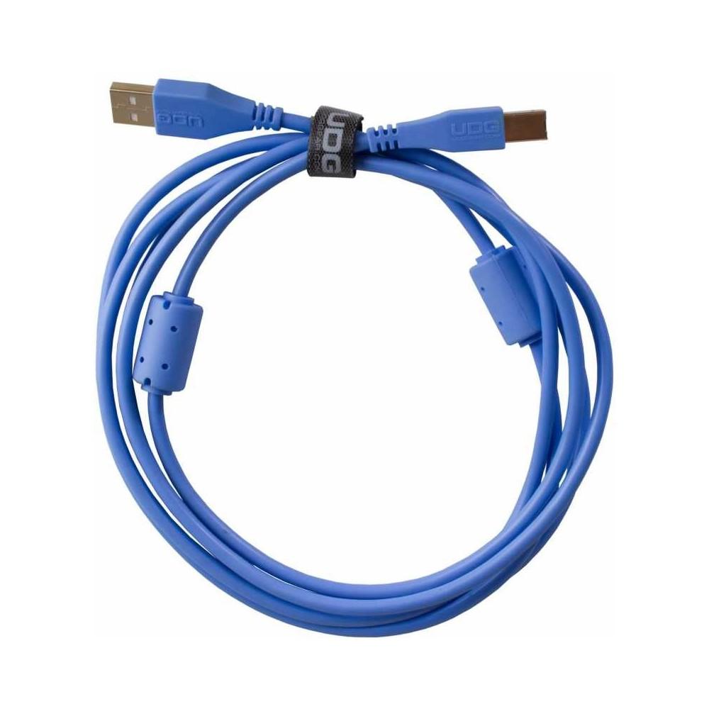 638250 CABLE USB U95001BL AZUL 1MT UDG