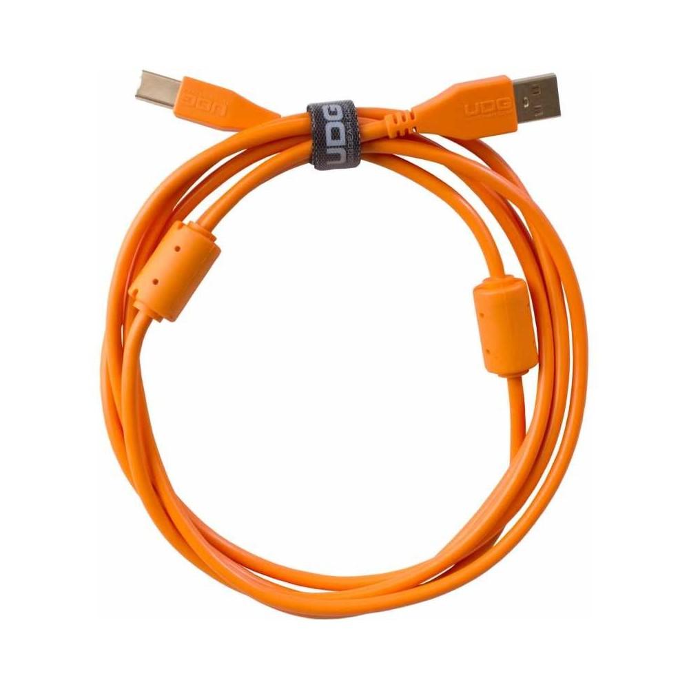 638251 CABLE USB U95001OR NARANJA 1MT UDG