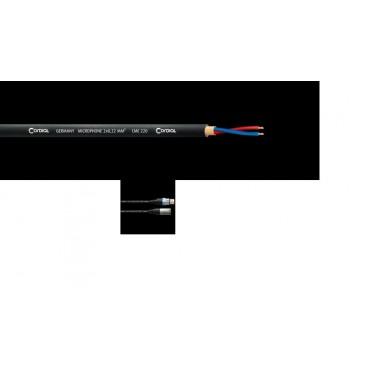 CCM5 FM CABLE CORDIAL XLR/XLR 5 MT.