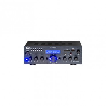 AMP60BT AMPLIFICADOR ACOUSTIC CONTROL USB 25Wx2 BLUETOOTH