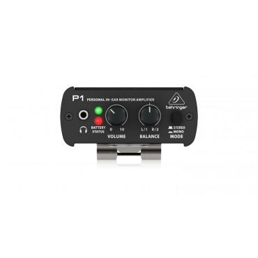 POWERPLAY P1 IN EAR  BEHRINGER AMPLIFICADOR IN EAR
