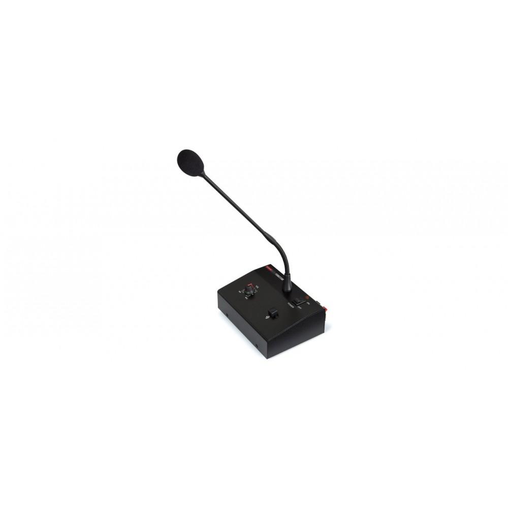 MCA10 MICRO CONDENSAD. CON AMPLI.10W. FLEXO FONESTAR