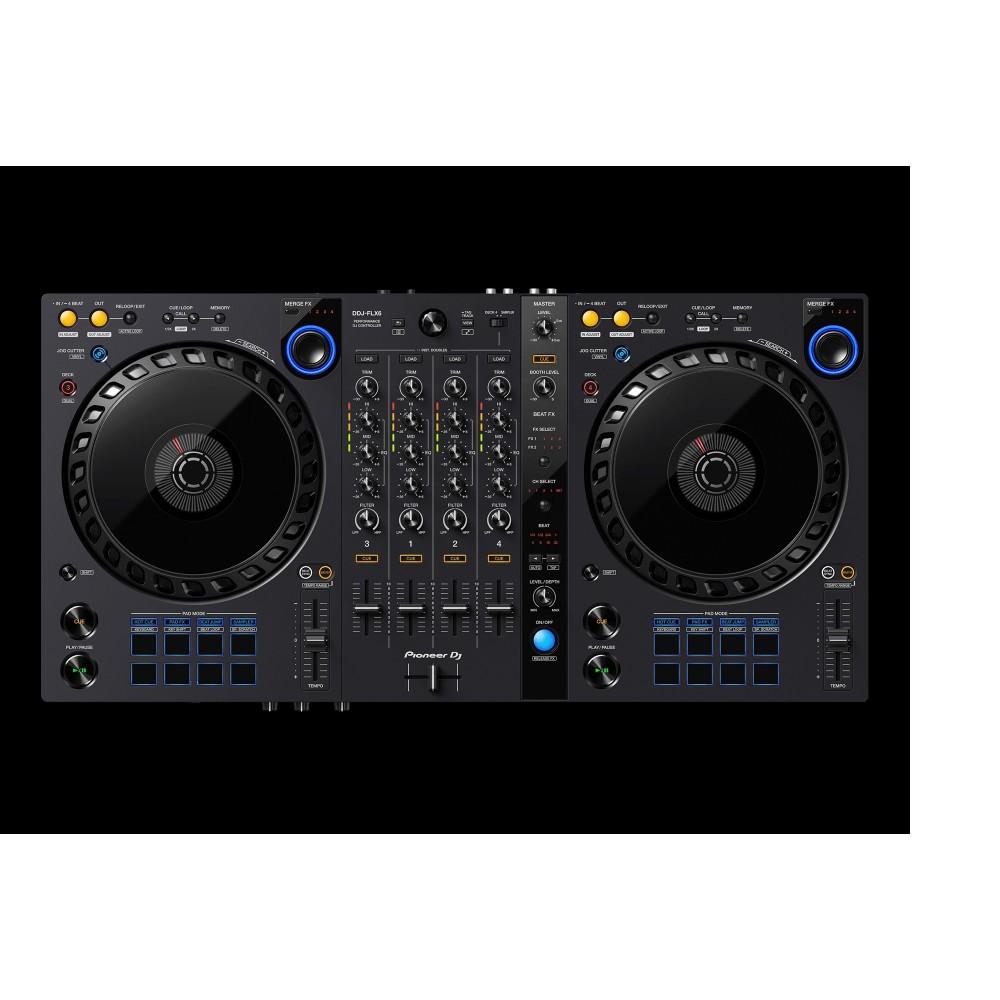 DDJFLX6 CONTROLADOR PIONEER DJ 4 CANALES
