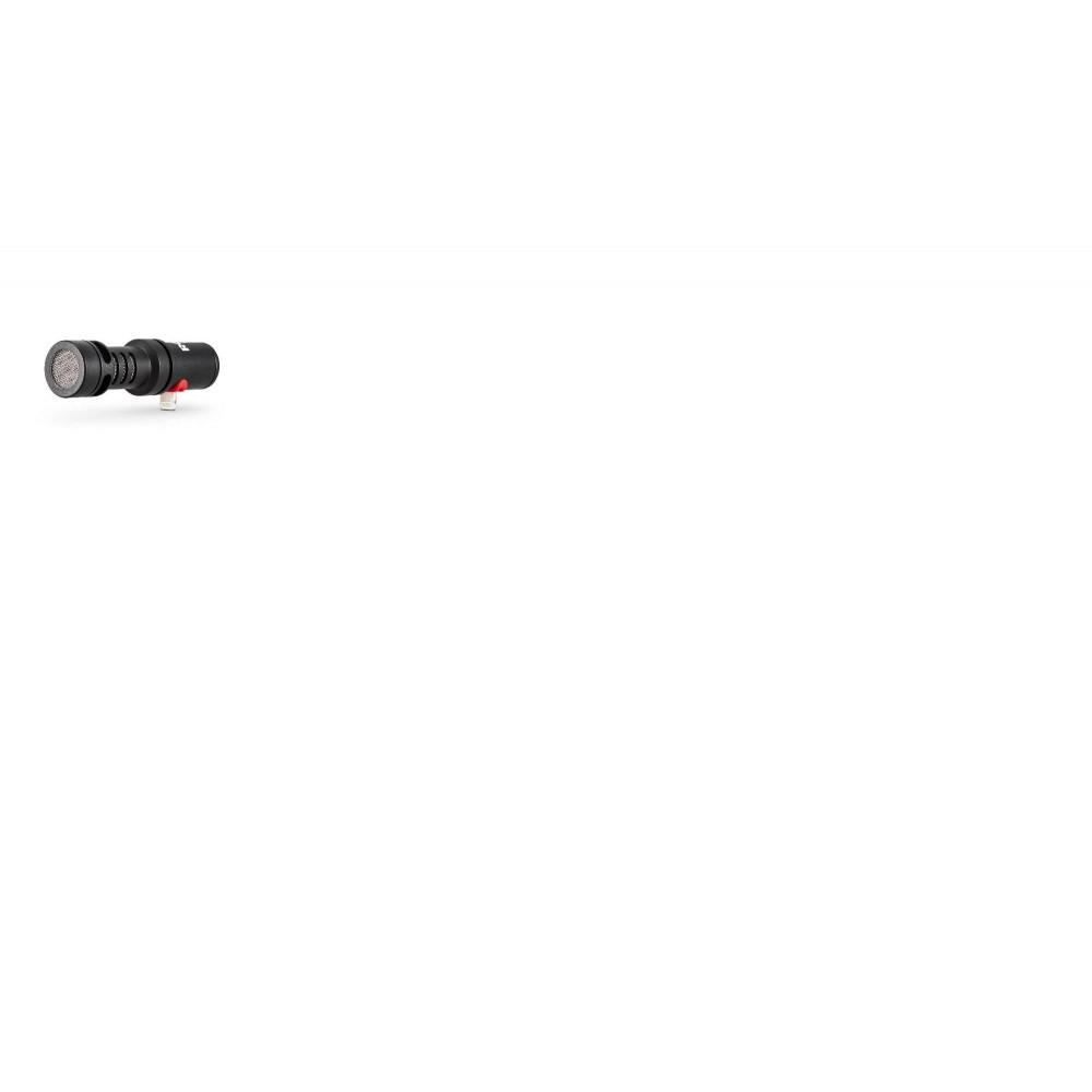 VIDEOMIC MEL MICROFONO LIGHTNIG RODE IPHONE - IPAD