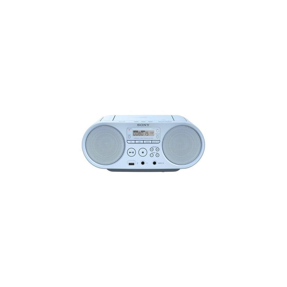 ZSPS50L RADIO CD USB AZUL SONY