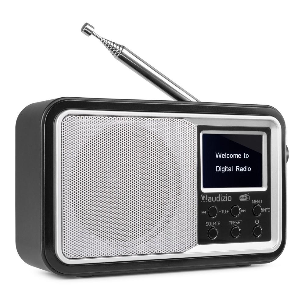 102204 PARMA RADIO PORTÁTIL DAB+ AUDIZIO
