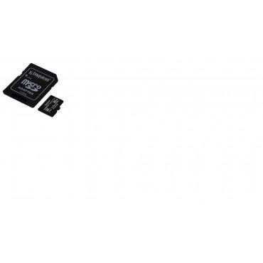 SDCS2 /32GB MICRO SD 32GB KINGSTON CLASE 10 HC+ADAPTADOR