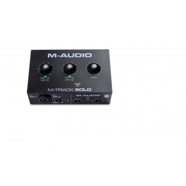 MTRACK SOLO INTERFACE 2 CH. M-AUDIO