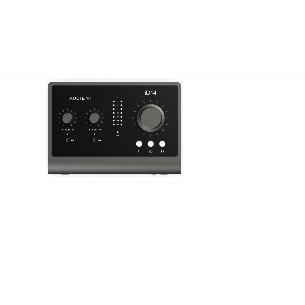 ID14 MKII INTERFACE AUDIENT