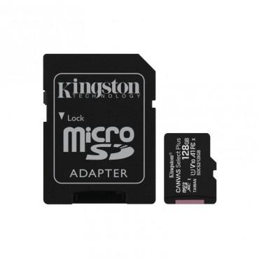 SDCS2 /128GB MICRO SD 128GB KINGSTON CLASE 10