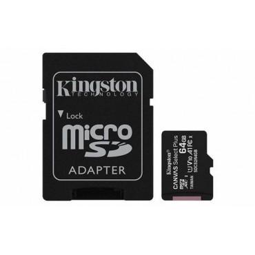SDCS2/64GB MICRO SD+ADAPTADOR KINGSTON