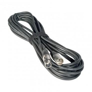 1202/0068/10005 CABLE XLR/XLR QP AUDIO  BALANCEADO 20 MT.