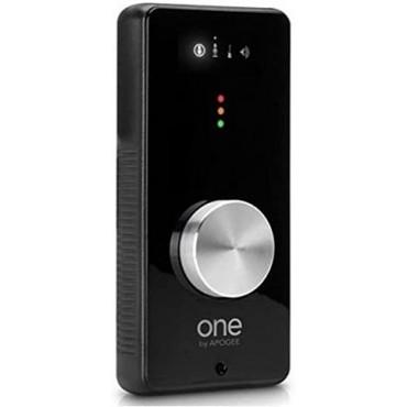 APOGEE ONE INTERFACE DE AUDIO USB PARA MAC DE 1 CANAL CON MICRO INTEGRADO