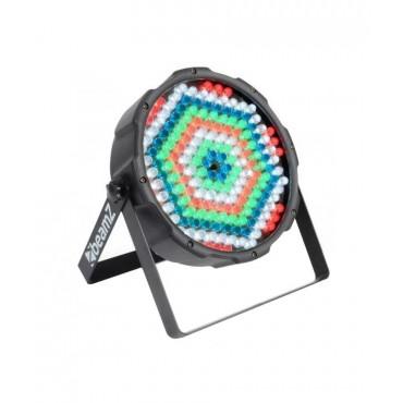 151281NL FOCO PAR PLANO RGBW BEAMZ LEDS DMX