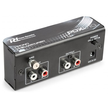 172772 NL PDX010 PREVIO PHONO POWER DYNAMICS