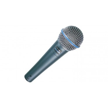 BETA58A MICROFONO SHURE DINAMICO VOCAL