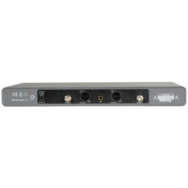 171970UK MICRO INAL.RU210H CITRONIC INALAMBRICO UHF MANO DUAL