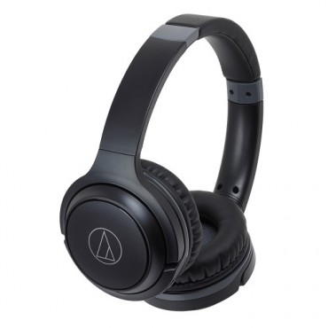 ATH S200BTBK AURICULAR BLUETOOTH AUDIO-TECHNICA COLOR NEGRO