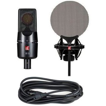 PACK X1S VOCAL PACK REF.622966 MIC. CONDENSADOR SE ELECTRONICS
