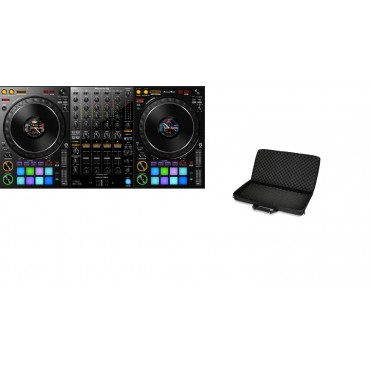 DDJ1000+BOLSA DE TRANSPORTE PIONEER DJ CONTROLADOR + BOLSA DE TRANSPORTE